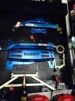 日本CUSCO全车拉杆