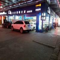杭州新酷车灯升级