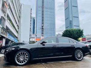 奔驰S400 提新车 升级原厂AMG 20寸