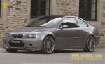 宝马3系改装包围宝马3系E46两门版改装G-power款包围BMW改装包围...