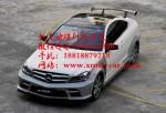 奔驰C级改装C63大包围 C200 C180 C300 C260 W204 AMG款包围改装...