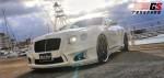 宾利欧陆GT改装WALD大包围 排气管 宾利改装包围尾翼前唇侧裙后唇