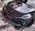 最新款奔驰ML改装wald宽体大包围奔驰改装窄体套件