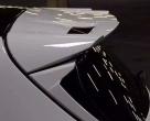 新款奔驰A级改装尾翼 碳纤维顶翼改装wald包围套件