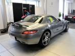 新款奔驰SLS 改装原车碳纤维尾翼 底板 SLS AMG改装尾翼
