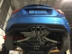 新款奔驰A级改装香港巨源中尾段 A180 标准版改装宽体遥控中尾段...