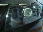 科鲁兹改装双透镜氙气灯