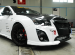科鲁兹改装北美款ABS大包围 碳纤维机盖科鲁兹改装大包围前杠后杠