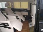 奔驰V260低调实用改装