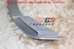 捷豹XF改装XFRS碳纤维尾翼 捷豹改装大包围小包围后唇排气管轮毂