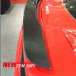 法拉利458改装碳纤维尾翼 法拉利458安装压尾翼