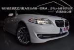 优雅的互动——宝马5系Li改装18寸Breyton GTS轮毂