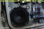 大众途安改装小型智能功放DSP-A4汽车音响-唐山博纳