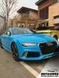 大连汽车改装新款奥迪A7改装RS7外观套件