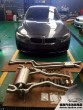 大连汽车改装新款宝马M3改装天蝎排气
