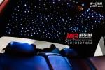 劳斯莱斯古思特 GHOST升级星空顶棚以及内饰件2K镀金