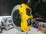 奥迪A6改装BREMBO GT6刹车卡钳
