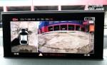 奥迪Q7行车记录仪,深圳奥迪Q7改装360度行车记录仪