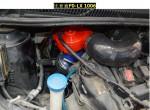 比亚迪F0进气改装 动力升级安装键程离心式电动涡轮增压器