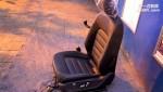 大众帕萨特改装电动座椅—成都威威车改