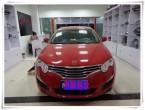 上海声脉荣威550汽车音响改装隔音升级