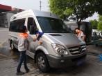 北京奔驰斯宾特改装房车内饰 奔驰改装房车