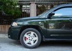 Jeep指南者改装德国TEI Racing P40S大四刹车套装