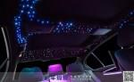 宝马5系G38改装劳斯莱斯款星空顶篷-车蚂蚁汽车改装俱乐部