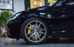 九代雅阁改装德国TEI Racing P40大四刹车套装