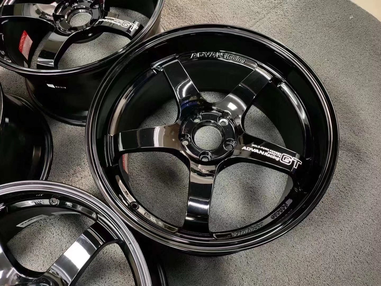9.5新,日本  ADVAN GT 横滨# 19寸